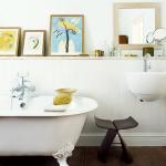 fürdőszoba képekkel - housetohome
