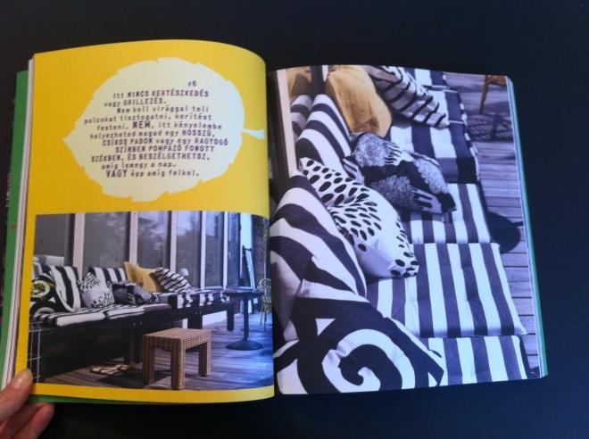 IKEA könyv ÉS KINT 2