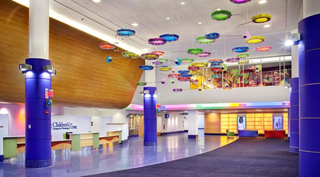Pittsburg Children's Hospital
