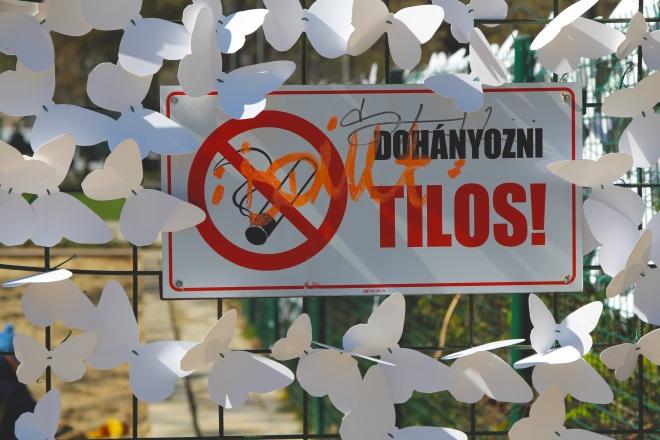 15000 papírlepke Budapest belvárosában 10