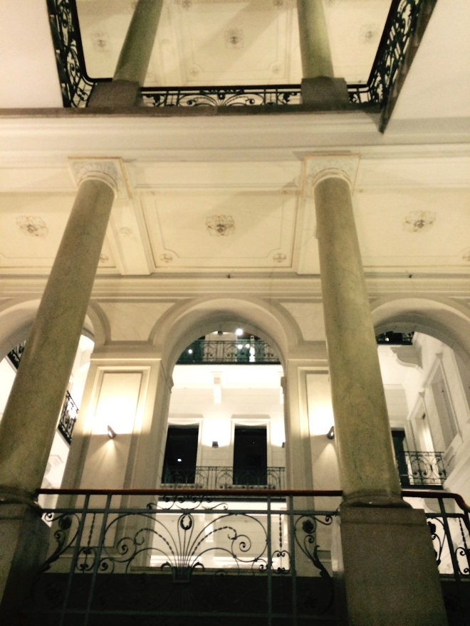 logmein iroda lépcsőház 2