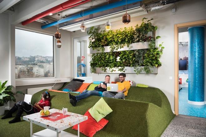 Google iroda Budapesten 6