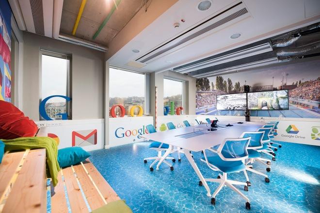 Google iroda Budapesten 7