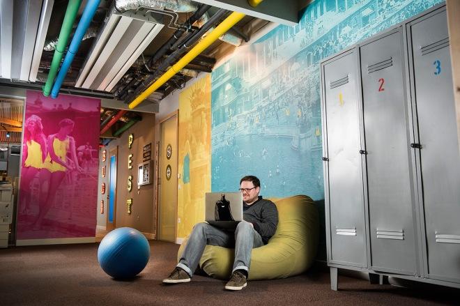 Google iroda Budapesten 8
