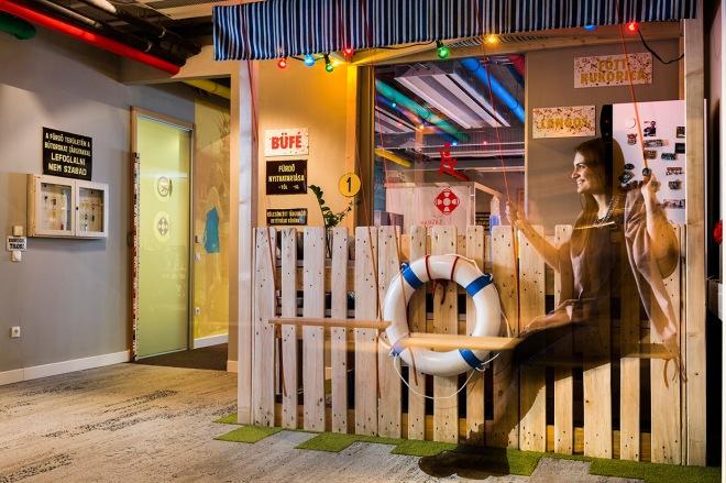 Google iroda Budapesten k